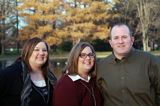 Sara, Jenn & Chris